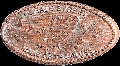 Photo: Beale Street penny