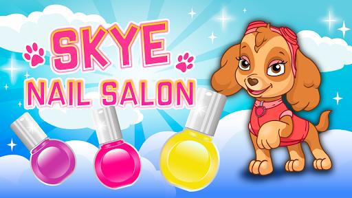 玩免費休閒APP|下載Skye nail paw salon app不用錢|硬是要APP