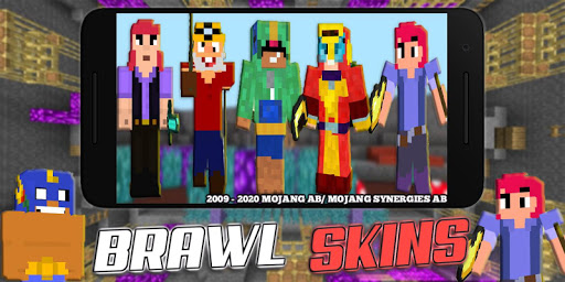 New Mods Brawl & Rare BS Skins Pack 2020 ? 1.2 screenshots 5