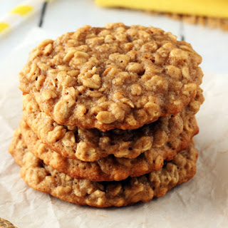 Banana Oatmeal Peanut Butter Cookie