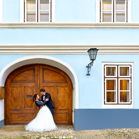 Wedding photographer Nicolae Ivanciu (ivanciu). Photo of 02.01.2017