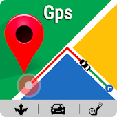 Free GPS, Maps, Navigation & Driving Directions