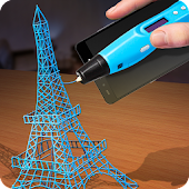 3D Pen Simulator