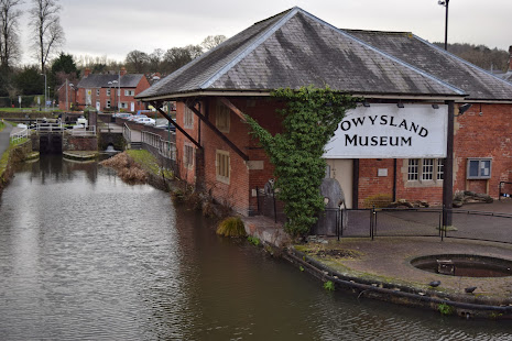 Changes at Powysland Museum