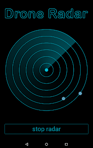 Drone Radar Simulation screenshot 10