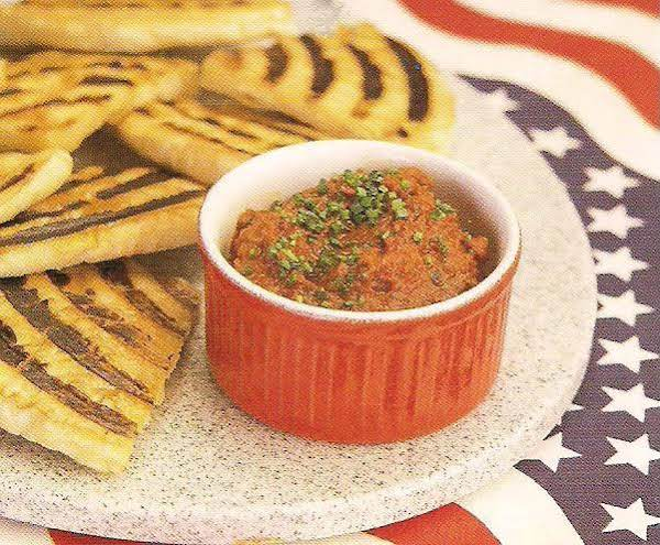 Red Roasted Pepper And Sun Dried Tomato Spread Recipe