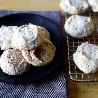 Mocha Hazelnut Ugly-But-Good Cookies (Brutti Ma Buoni)
