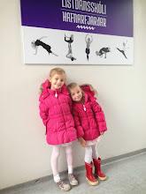 Photo: Á leið í ballet