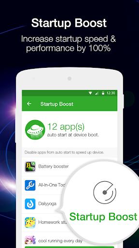 Acelerador de Memoria para Android