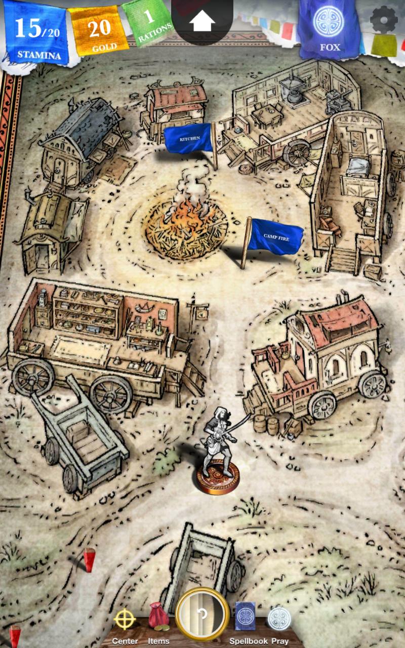 Sorcery! 3 screenshot #12