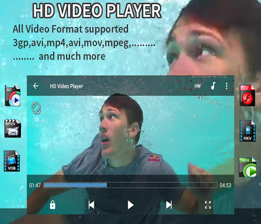 MX video player for PC
