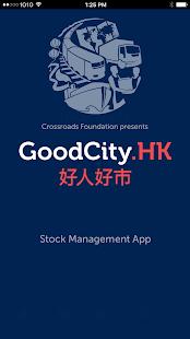 GoodCity Stock - náhled