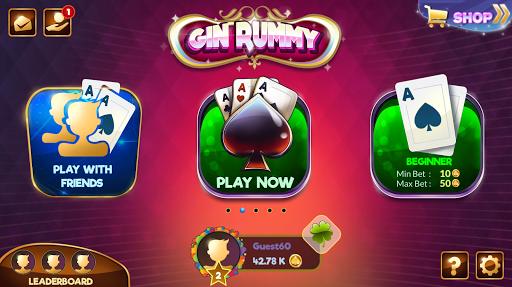 Gin Rummy - Online 1.1.0 screenshots 2