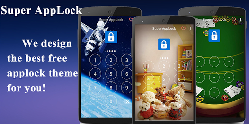 AppLock Theme Texas Poker