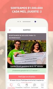 Matrimonios.cl screenshot 7