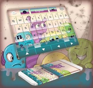 Funny Keyboard Theme 3