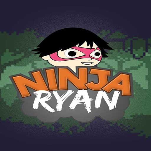 Ryan ninja kids run - games fun (game)