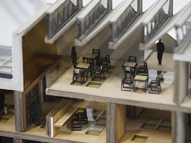 Estudia la Licenciatura Arquitectura de Interiores en CENTRO