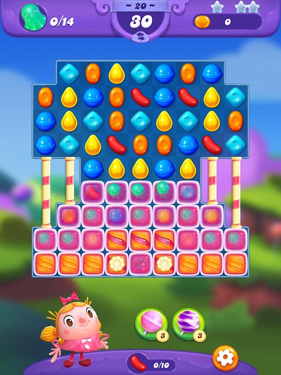 Candy Crush Friends Saga poster 10