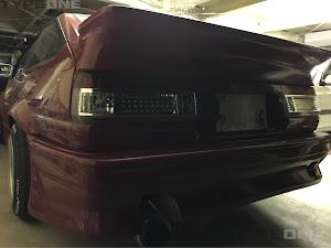 スプリンタートレノ AE86 最終型GTVのカスタム事例画像 はちのりさんの2018年05月27日01:42の投稿
