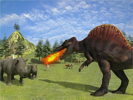 Spinosaurus Revolution Mystery 1.1 screenshot 1652521