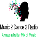 Music2dance2radio icon
