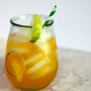 Low Carb Caribbean Rum Punch