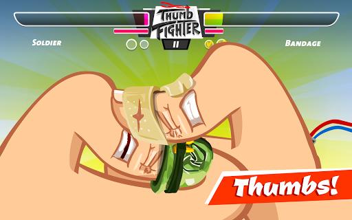 Thumb Fighter screenshot 14