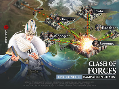 Three Kingdoms: Raja Chaos for PC-Windows 7,8,10 and Mac apk screenshot 17