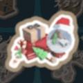 クリスマスの収納ボックス