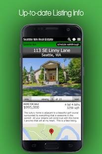 Seattle WA Real Estate - náhled