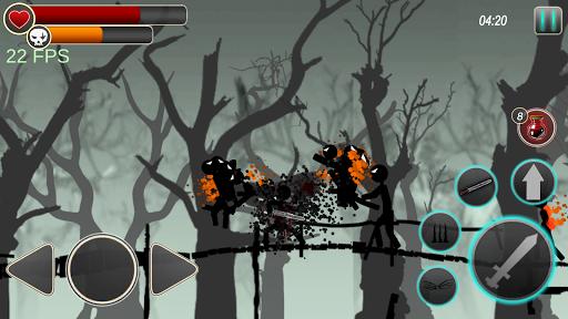 Stickman Reaper