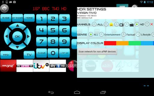 Remote for Sony TV & Sony Blu-Ray Players screenshot 10