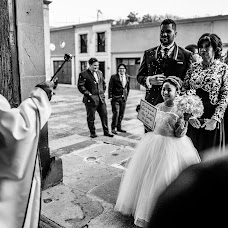 Wedding photographer Alex Huerta (alexhuerta). Photo of 17.10.2018