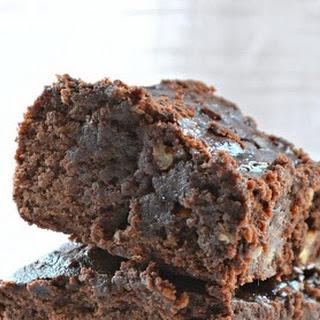 Fudgy Black Bean Brownies