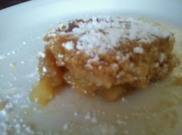 Pineapple-peach Dump Cake___bebita Recipe