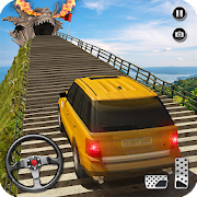 Game Cruiser Car Stunts: Dragon Road Driving Simulator apk for kindle fire