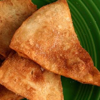 Cinnamon-Sugar Chips.