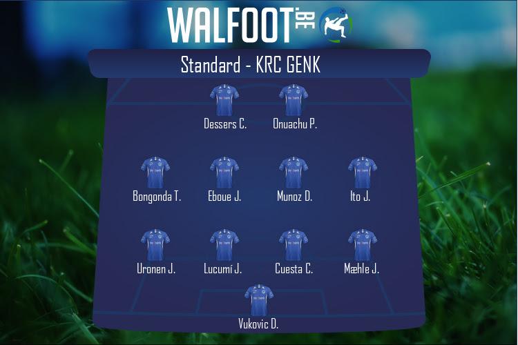 KRC Genk (Standard - KRC Genk)