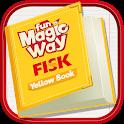 Cyber Fun Magic Way Yellow Book icon