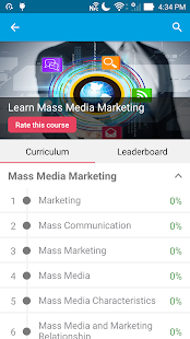 Learn Mass Media Marketing - náhled