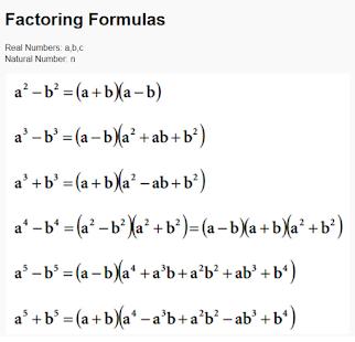 The precise formula for a beautiful face