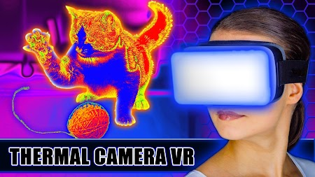 Virtual Reality Thermal Camera APK screenshot thumbnail 2