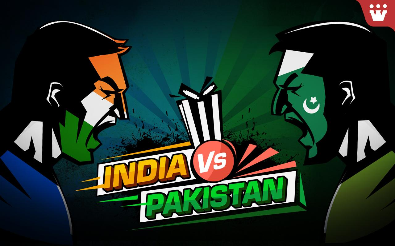 India vs Pakistan- screenshot