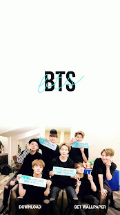 App BTS Wallpapers HD APK for Windows Phone