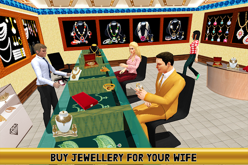 Virtual Billionaire Dad Simulator: Luxury Family apkmr screenshots 14