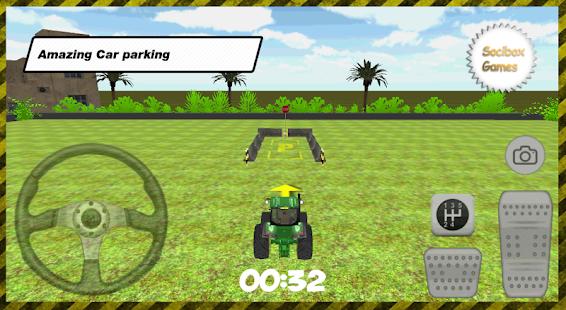 3D-Tractor-Car-Parking 4