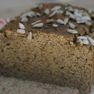 Sprouted Lentil Flour Bread (Grain-Free).