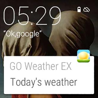 GO Weather Forecast & Widgets screenshot 29