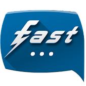 Fast Messenger with Facebook